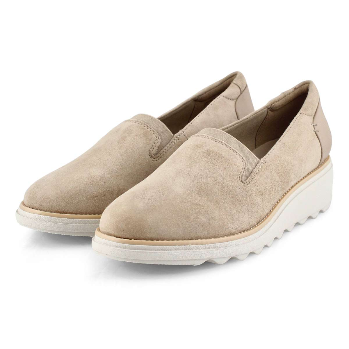 Lds Sharon Dolly sand casual loafer
