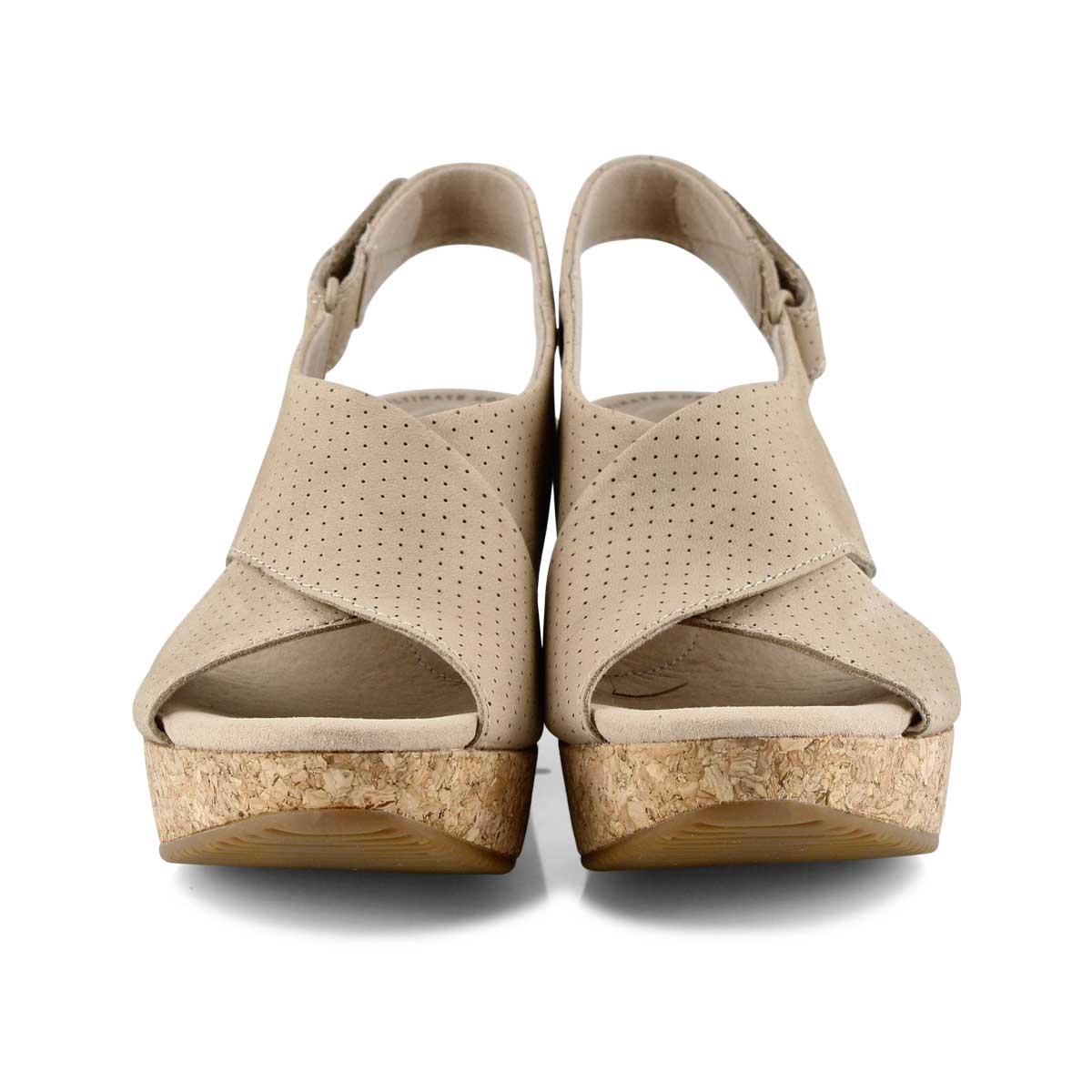 Lds Annadel Parker sand wedge sandal