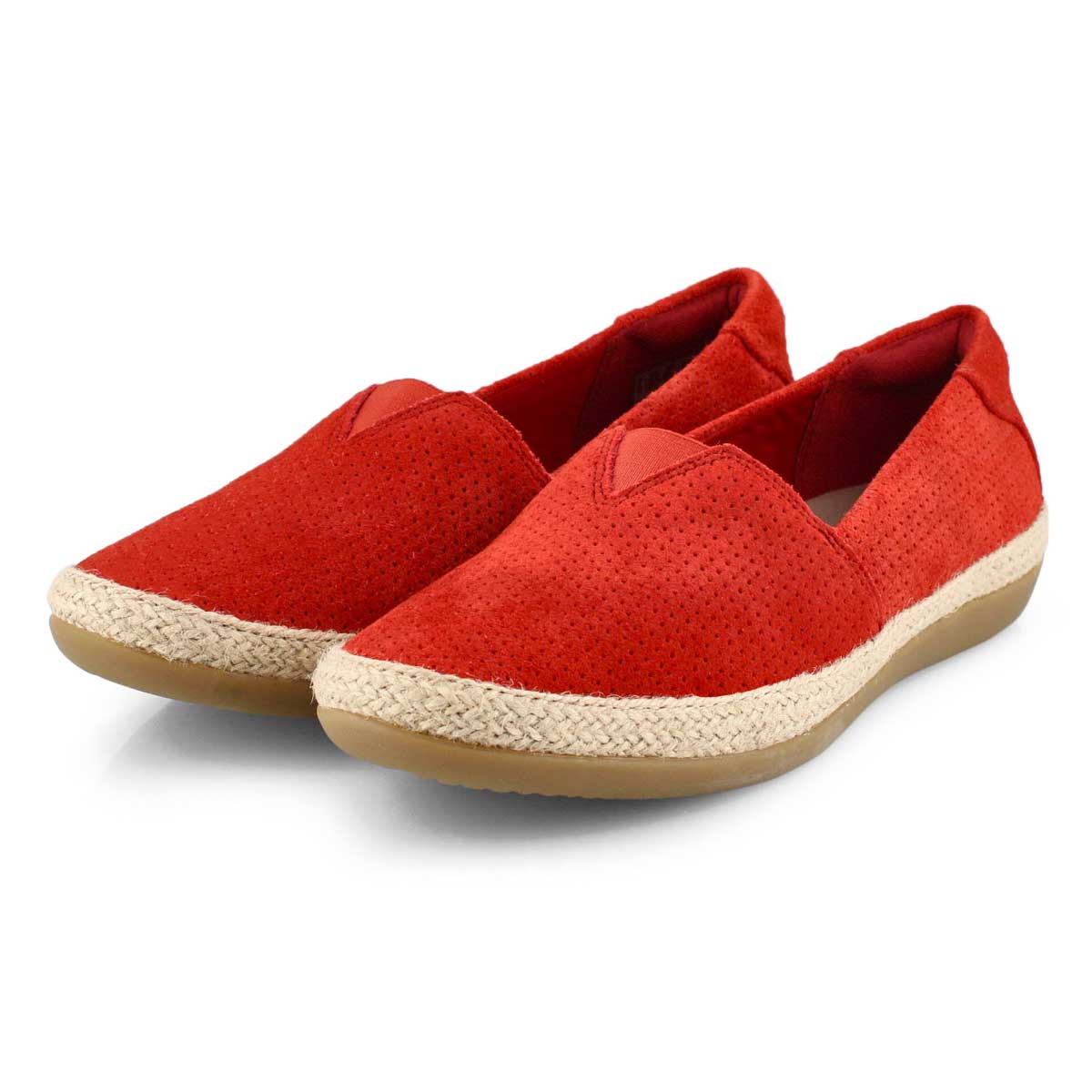 Lds Danelly Sky red slip on