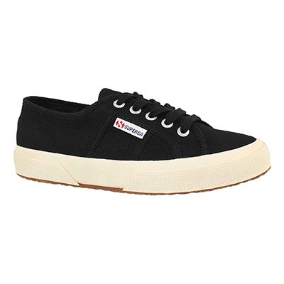 Lds Cotu Classic black canvas sneaker