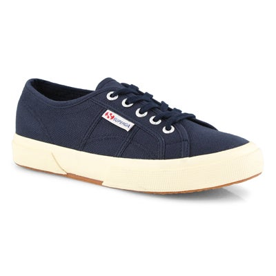 Lds Cotu Classic navy canvas sneaker