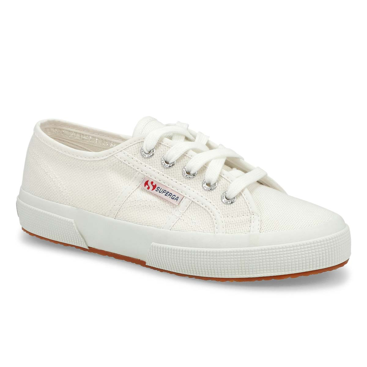 Women's COTU CLASSIC white canvas sneakers