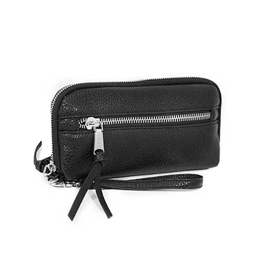 Co-Lab Women's 3001 Wristlet black wallets