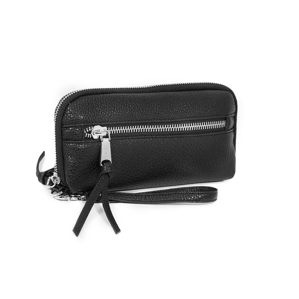 Women's 3001 Wristlet black wallets