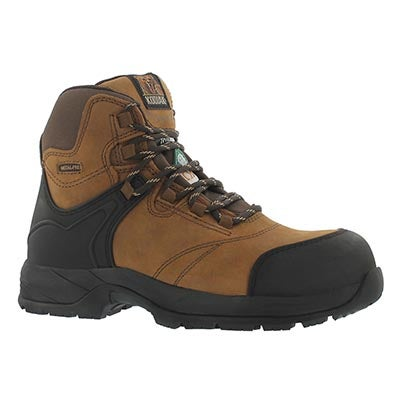 Mns Journey brown wtpf CSA boot