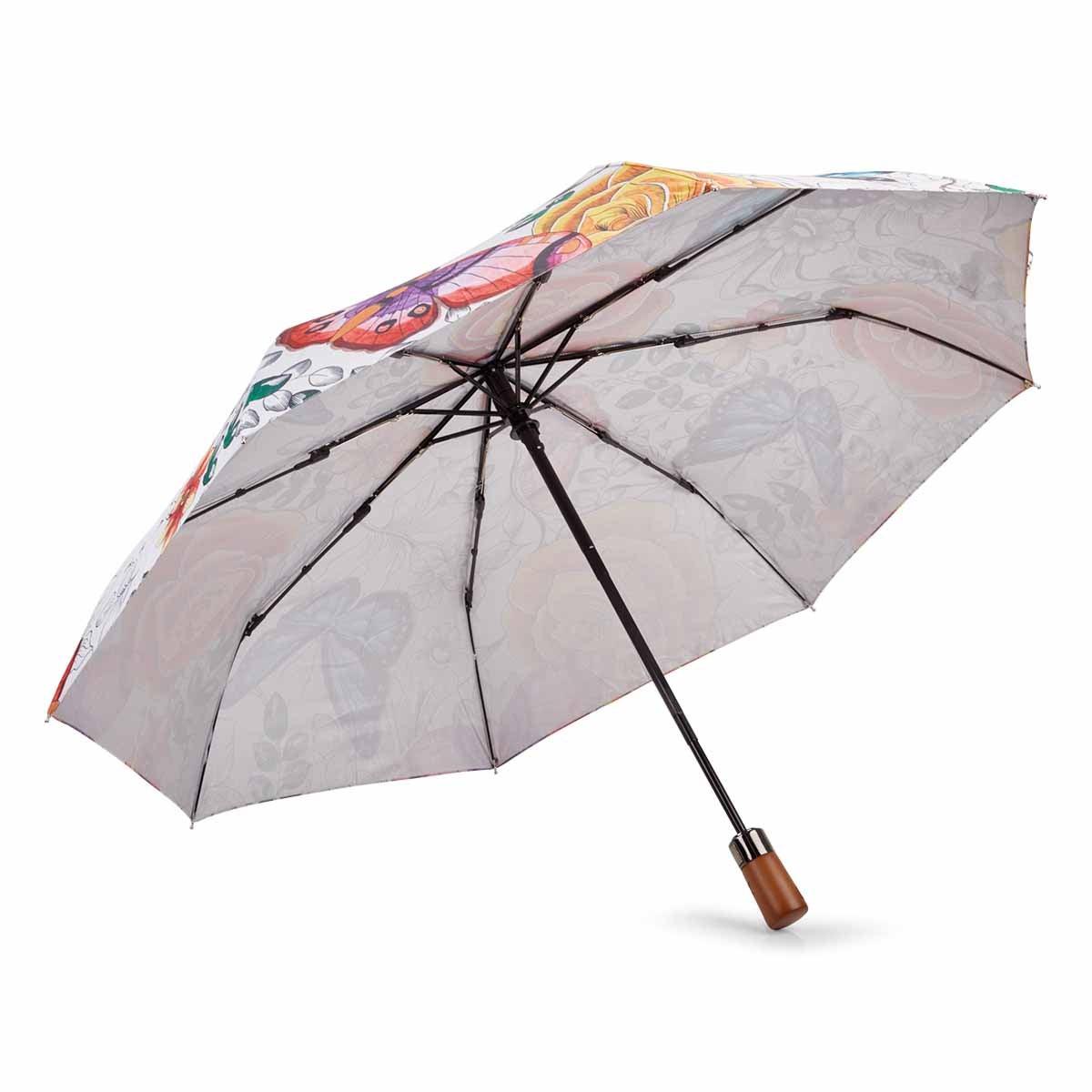 Anuschka FLORAL PARADISE umbrella