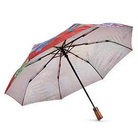 Printed Island Escape UV+ umbrella