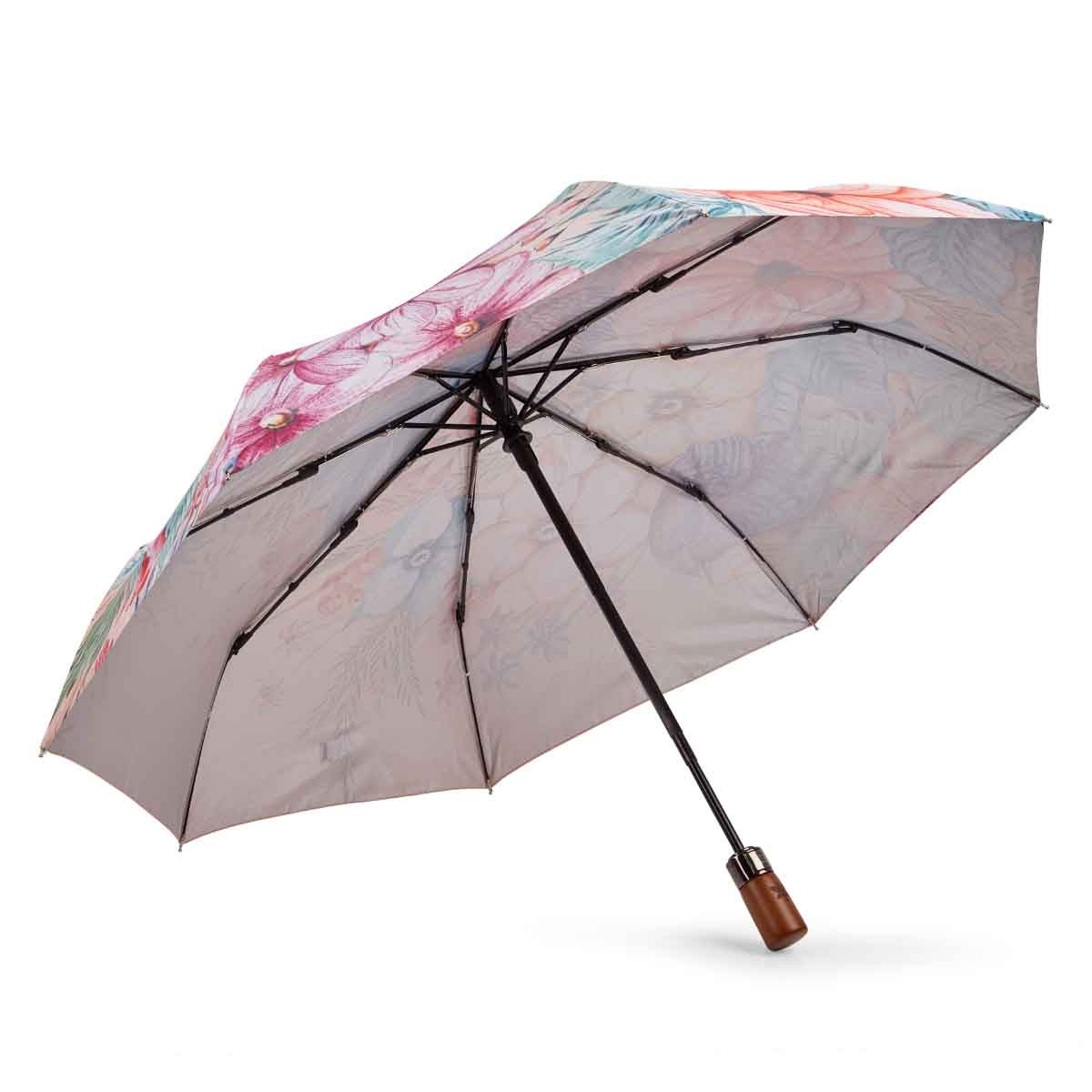 Printed Vintage Garden UV+ umbrella