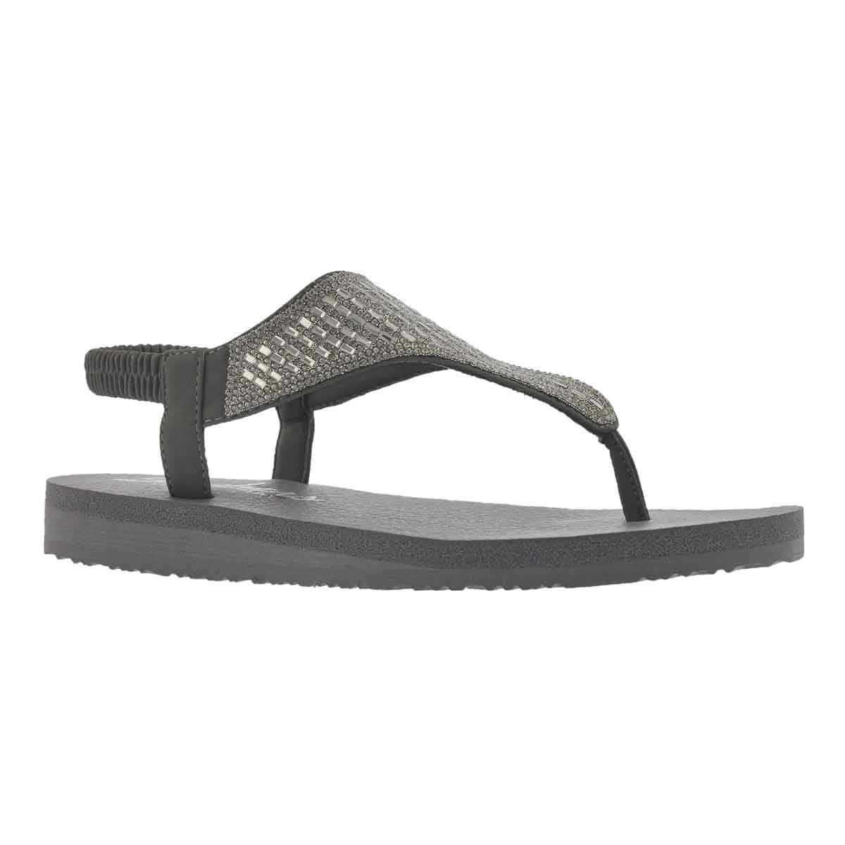 Women's MEDITATION ROCK CROWN charcoal  sandals
