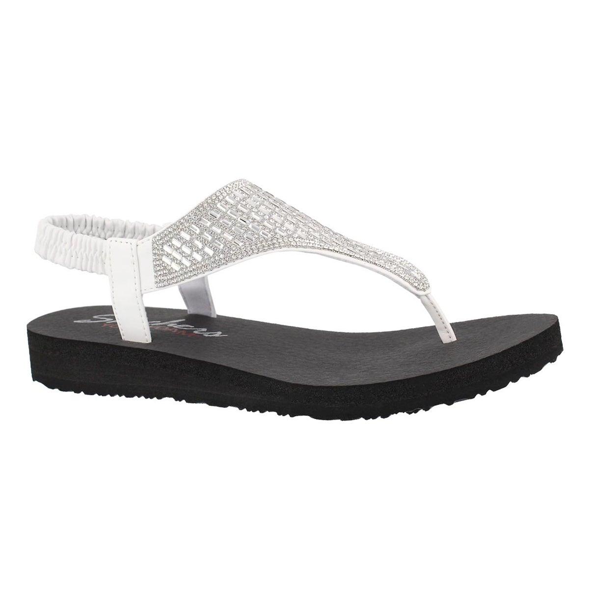 Women's MEDITATION ROCK CROWN wht sandals