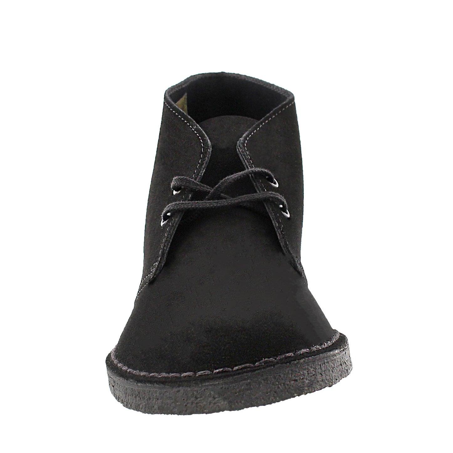 Mns Originals Desert Boot black suede