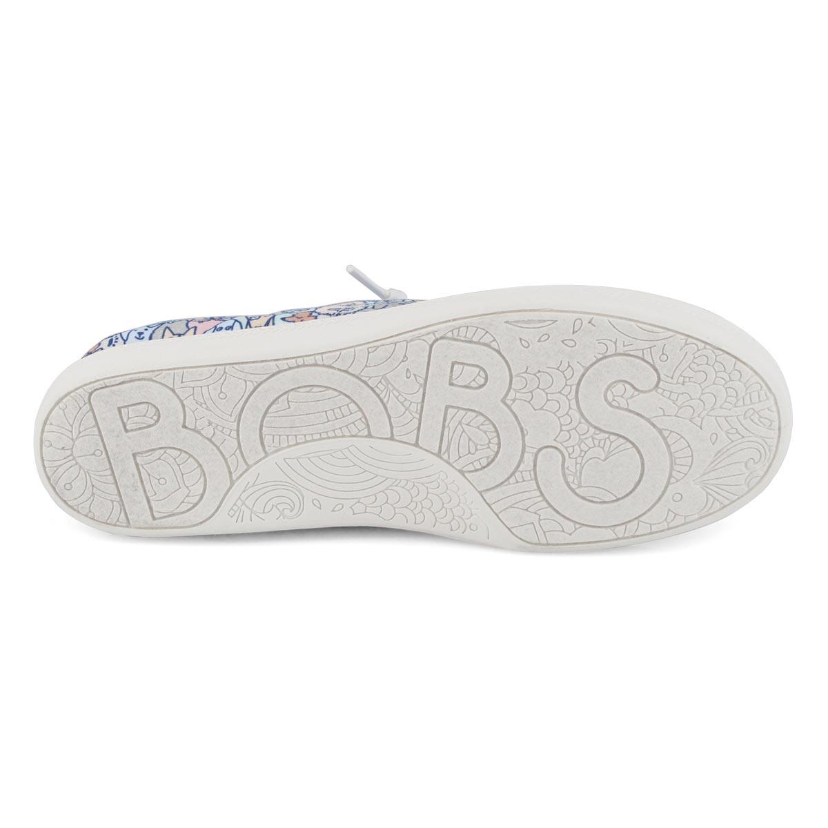 Lds Bobs BeachBingo WoofPack blu/pnk snk