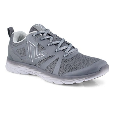 Lds 335Miles grey running shoe