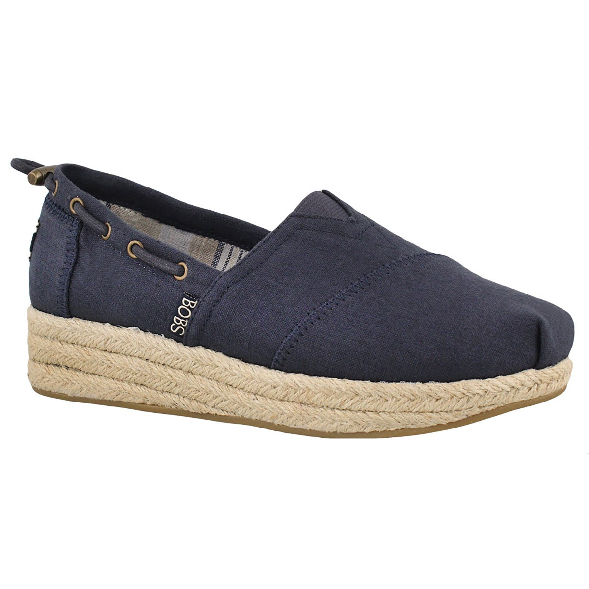 Women's HIGHTLIGHTS SET navy slip on wedges