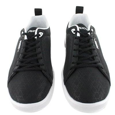 Puma Men's FUTURE SUEDE LITE black/white sneakers