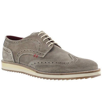 Josef Seibel Men's SVEN 01 taupe fashion sneakers