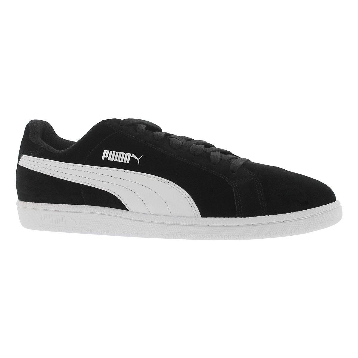 Men's PUMA SMASH black/white sneakers
