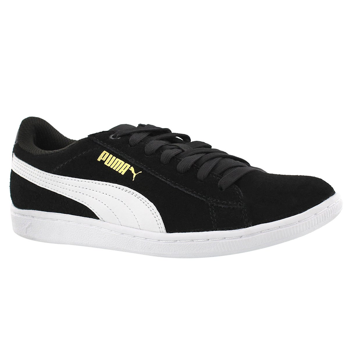 Women's PUMA VIKKY black/white sneakers