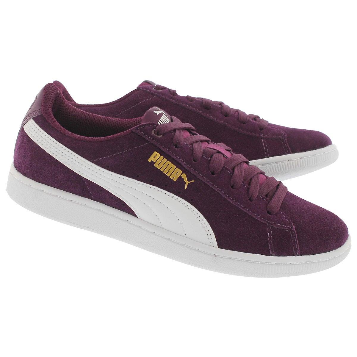 puma dark purple