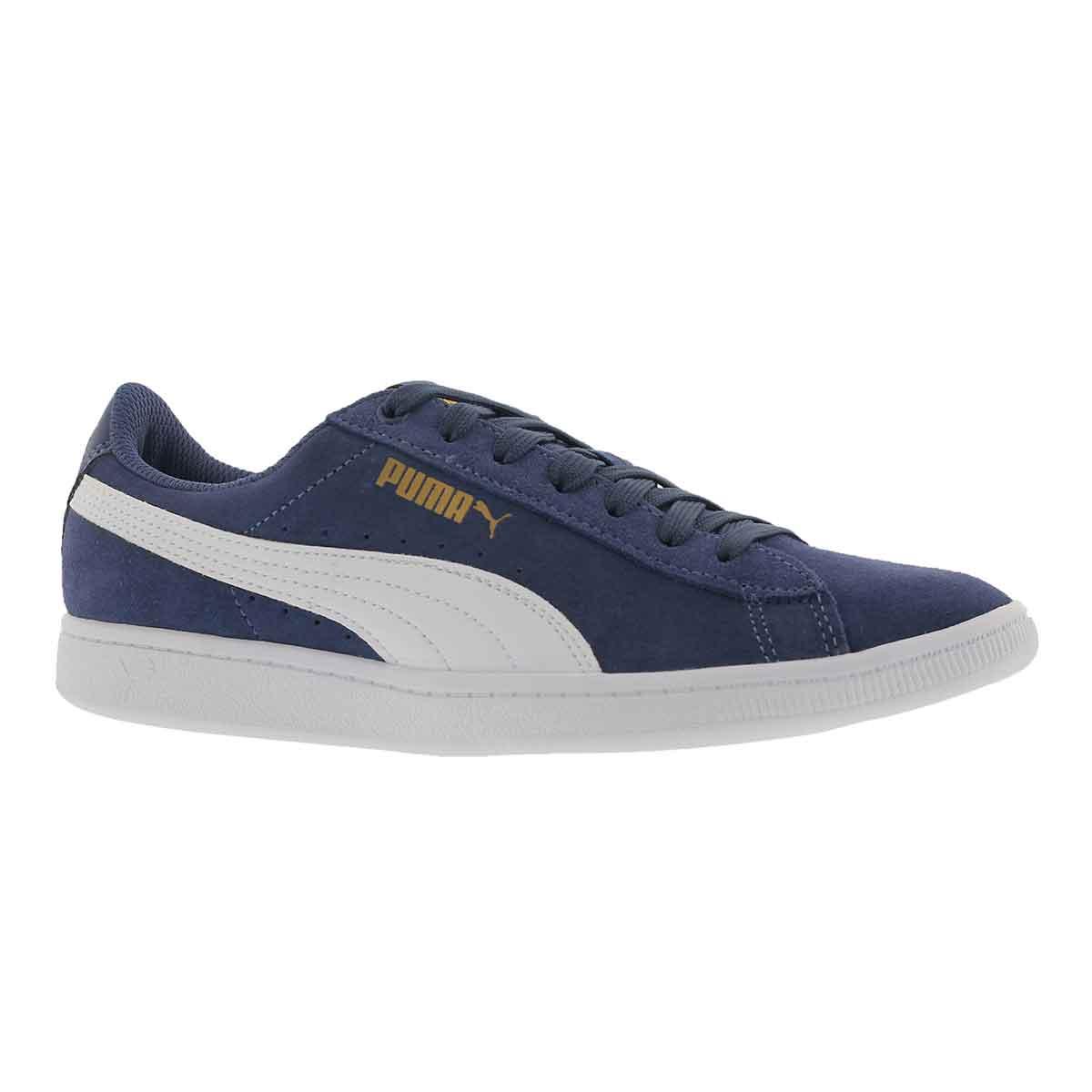 Women's PUMA VIKKY blue indigo sneakers