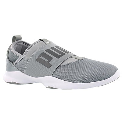 Lds Puma Dare quarry/white sneaker