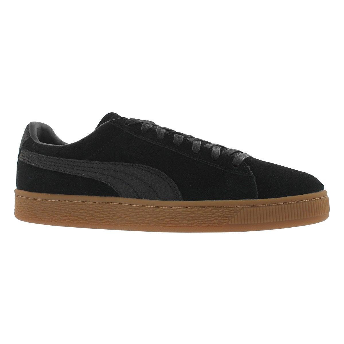 Men's CLASSIC NATURAL WARMTH black sneakers