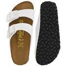 Sandale plateforme ARIZONA, blc, fem-Étr