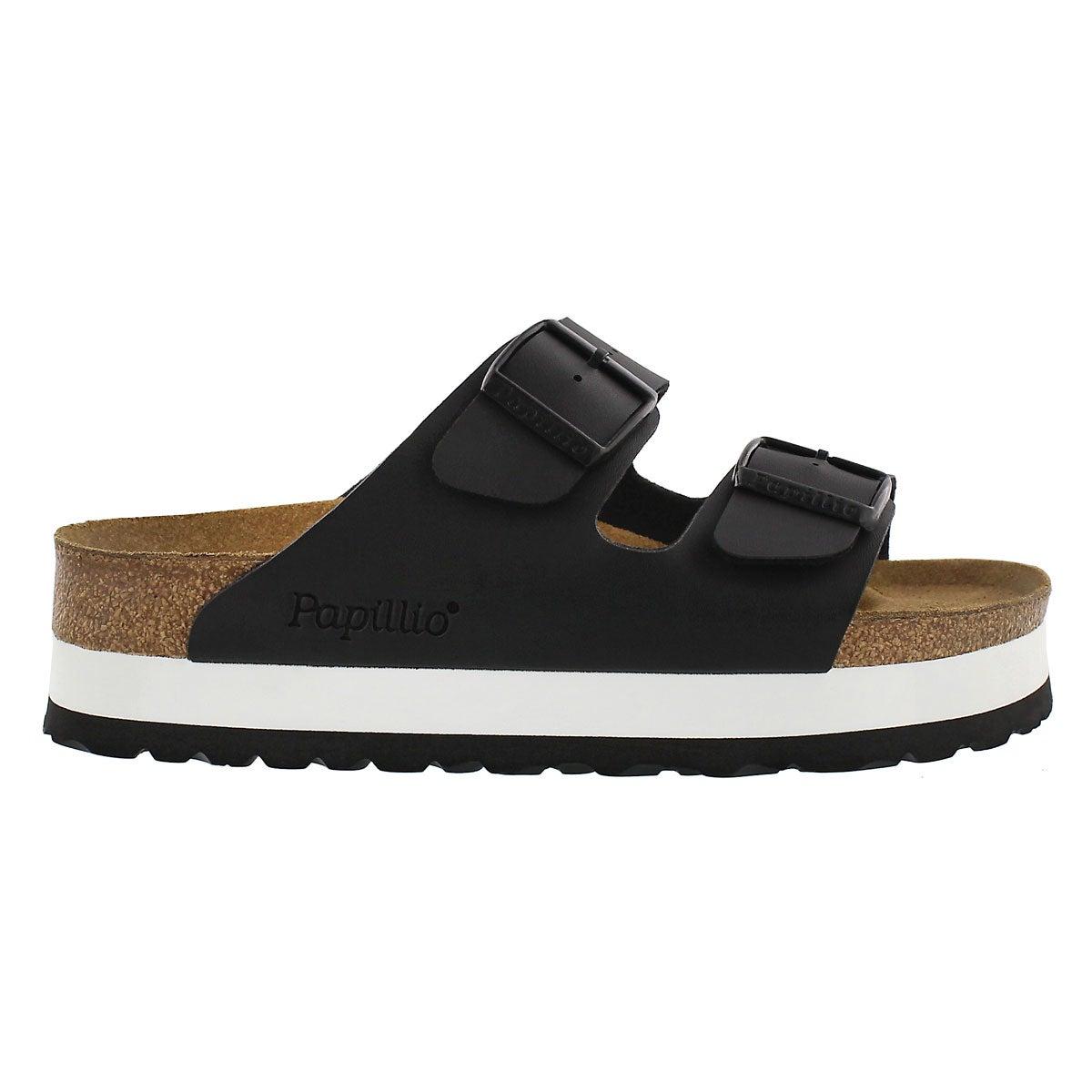 Sandale plateforme ARIZONA, nr, fem-�tr