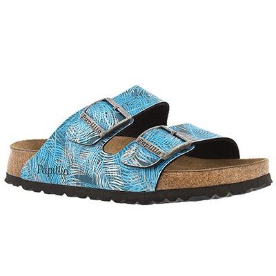 Lds Arizona tropical blue sandal -SF/Nar