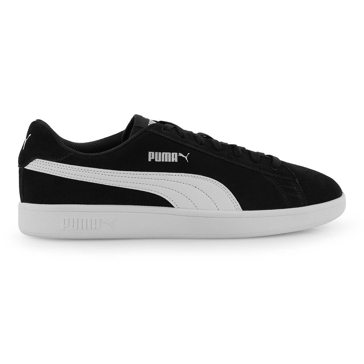 Mns Puma Smash v2 black/white sneaker