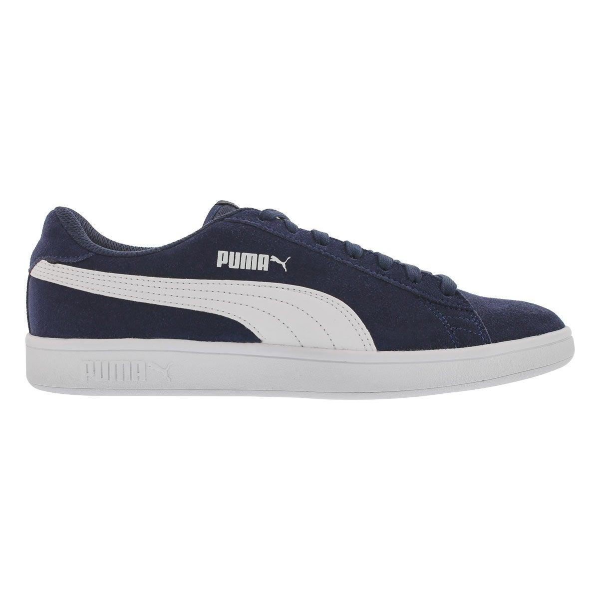 Mns Puma Smash v2 peacoat/wht sneaker