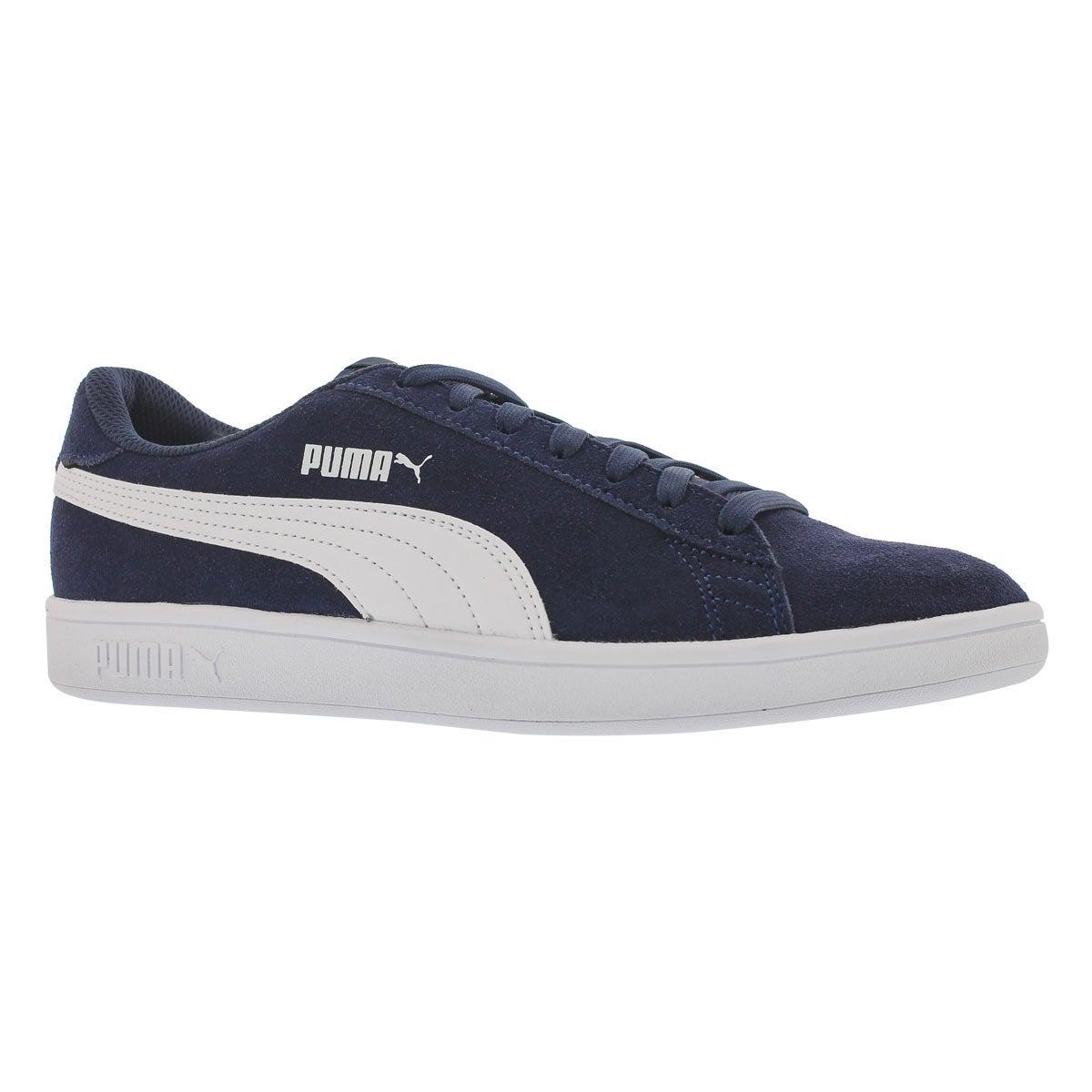 Men's PUMA SMASH v2 peacoat/wht sneakers