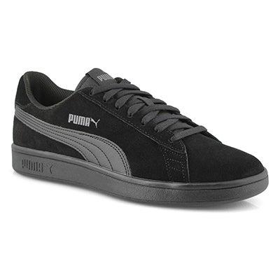 Mns Puma Smash v2 black/black sneaker