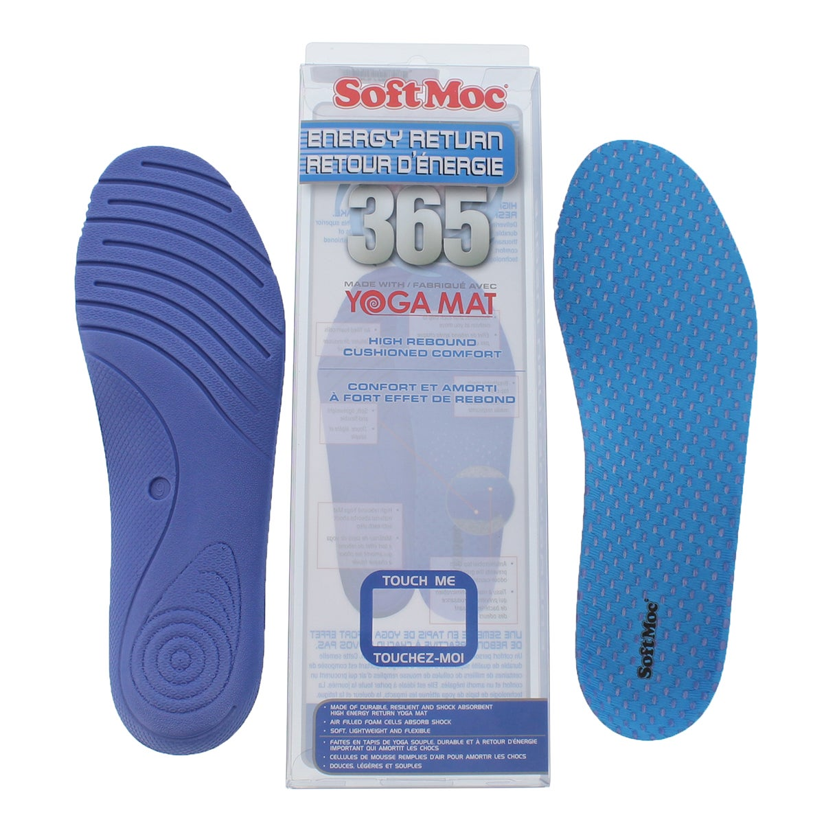 Mns Energy Return Yoga Mat insole