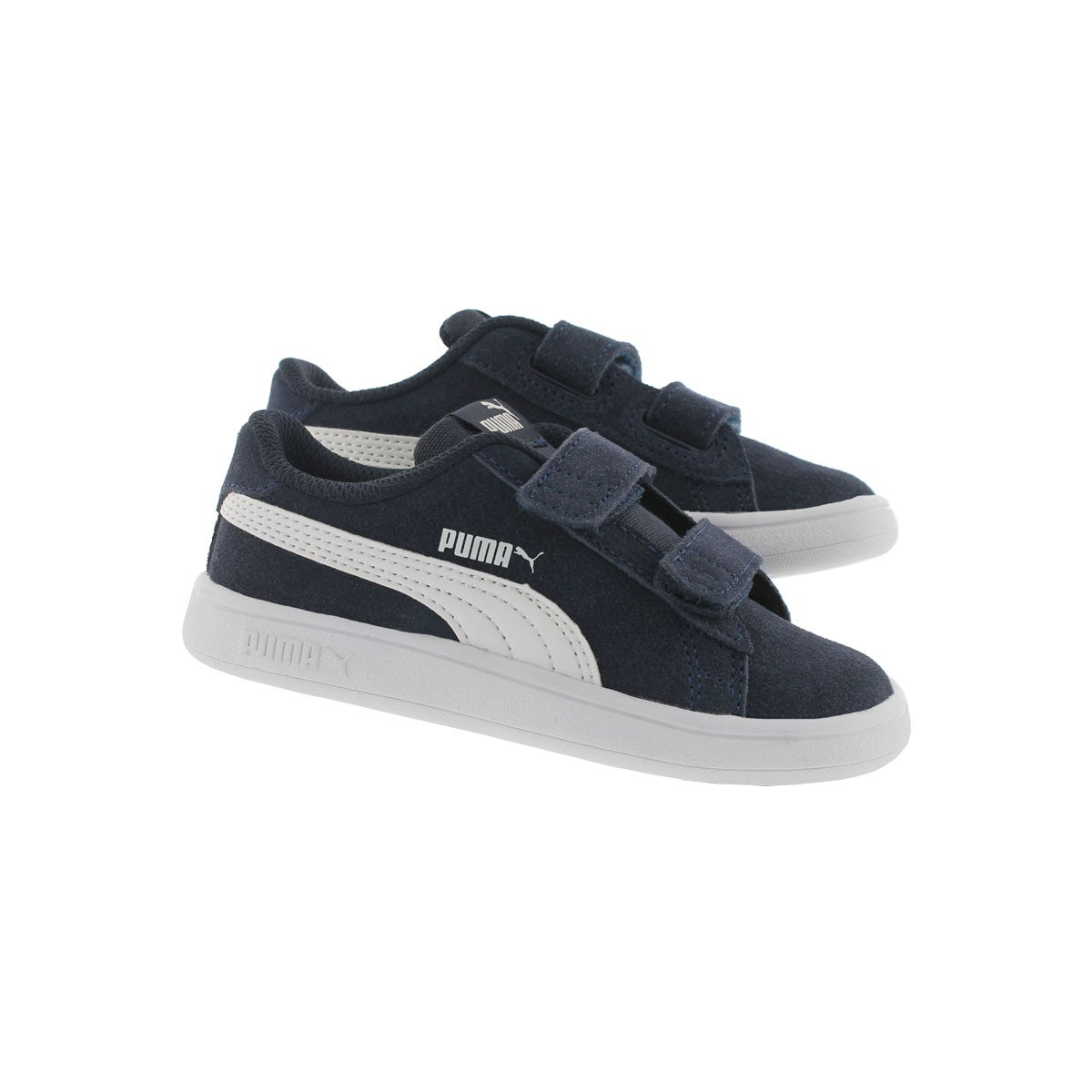 Inf-b Puma Smash v2 peacoat sneaker