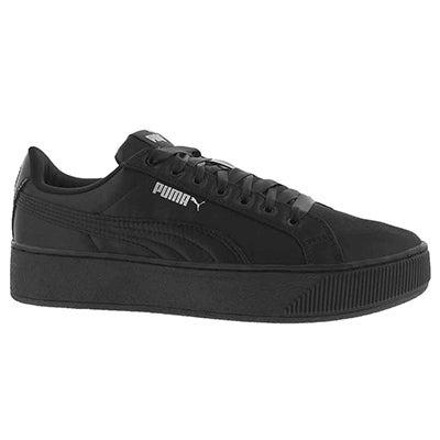 Lds Puma Vikky Platform blk/blk sneaker