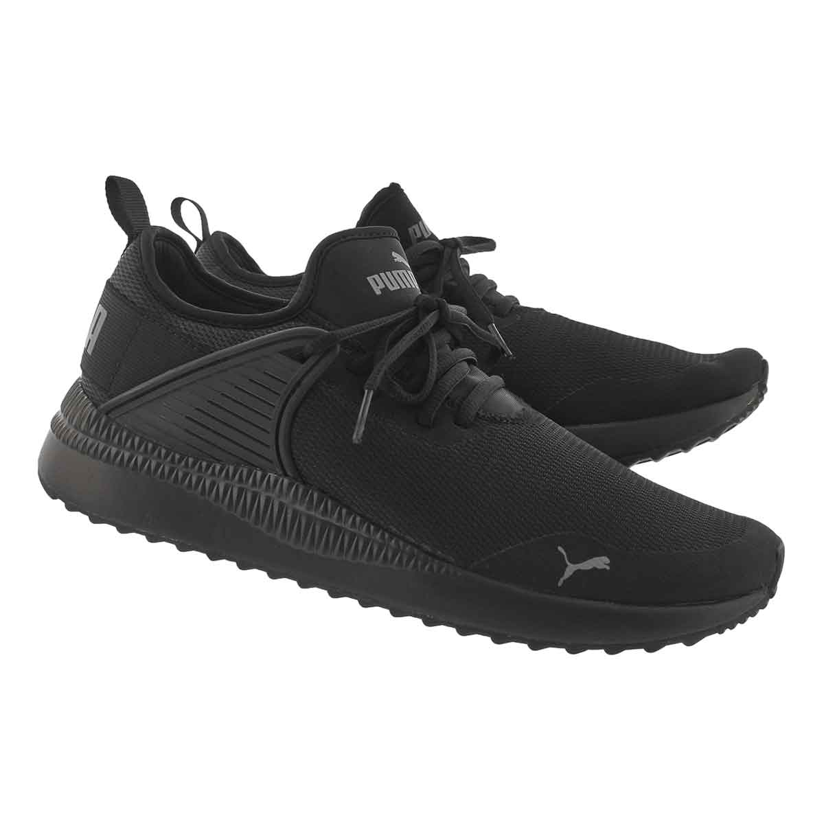 Mns Pacer Next Cage black sneaker