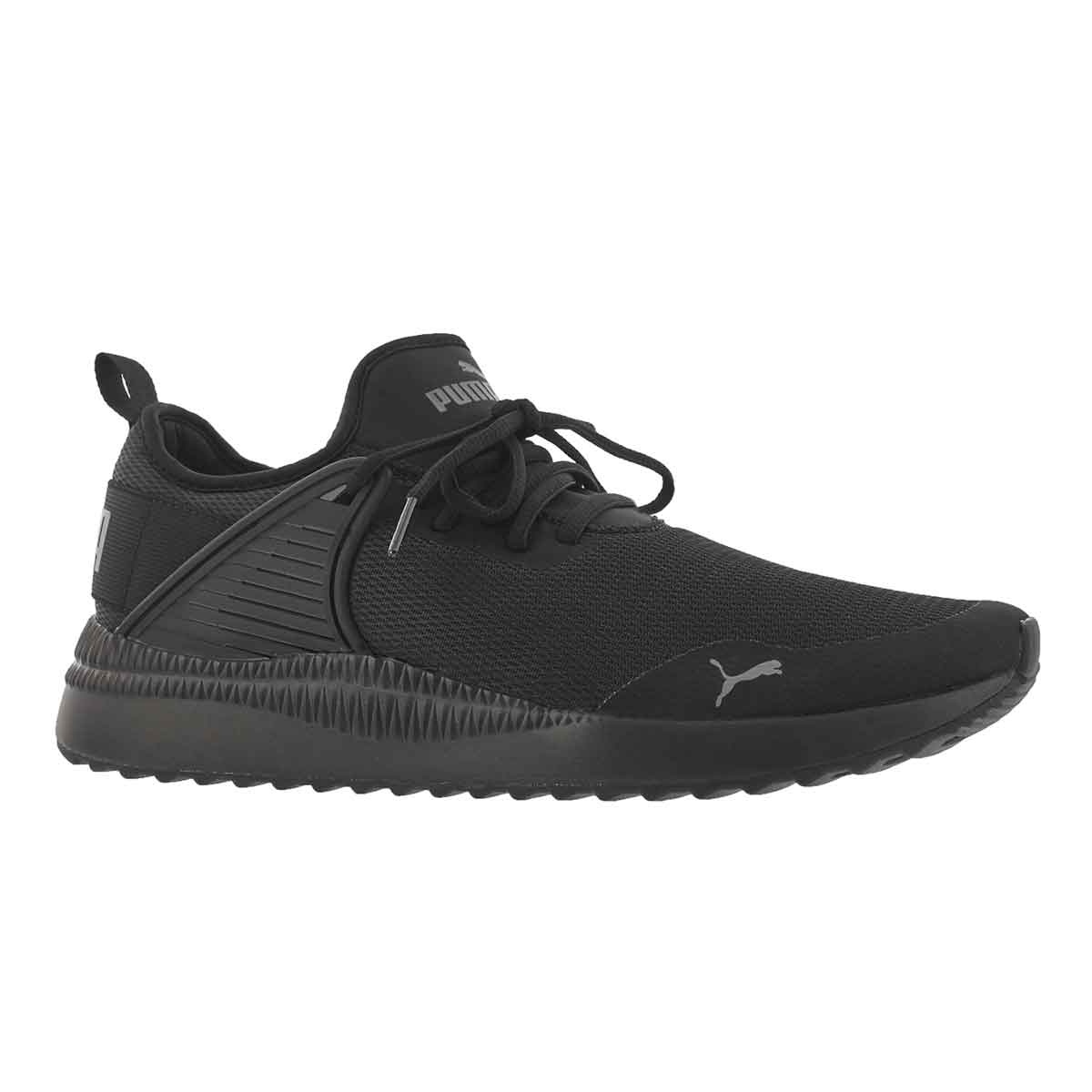 Men's PACER NEXT CAGE black sneakers