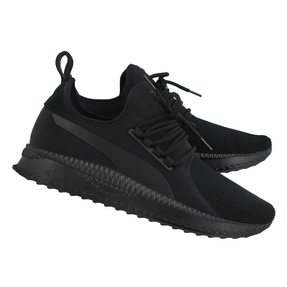 Mns TSUGI Apex black slip on sneaker