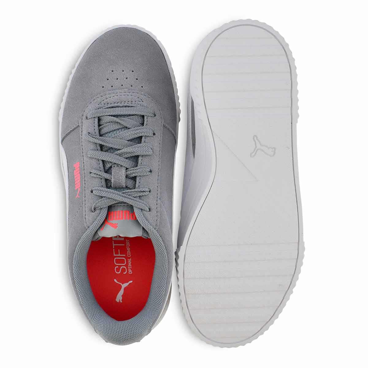 Lds Carina tradewinds lace up sneaker
