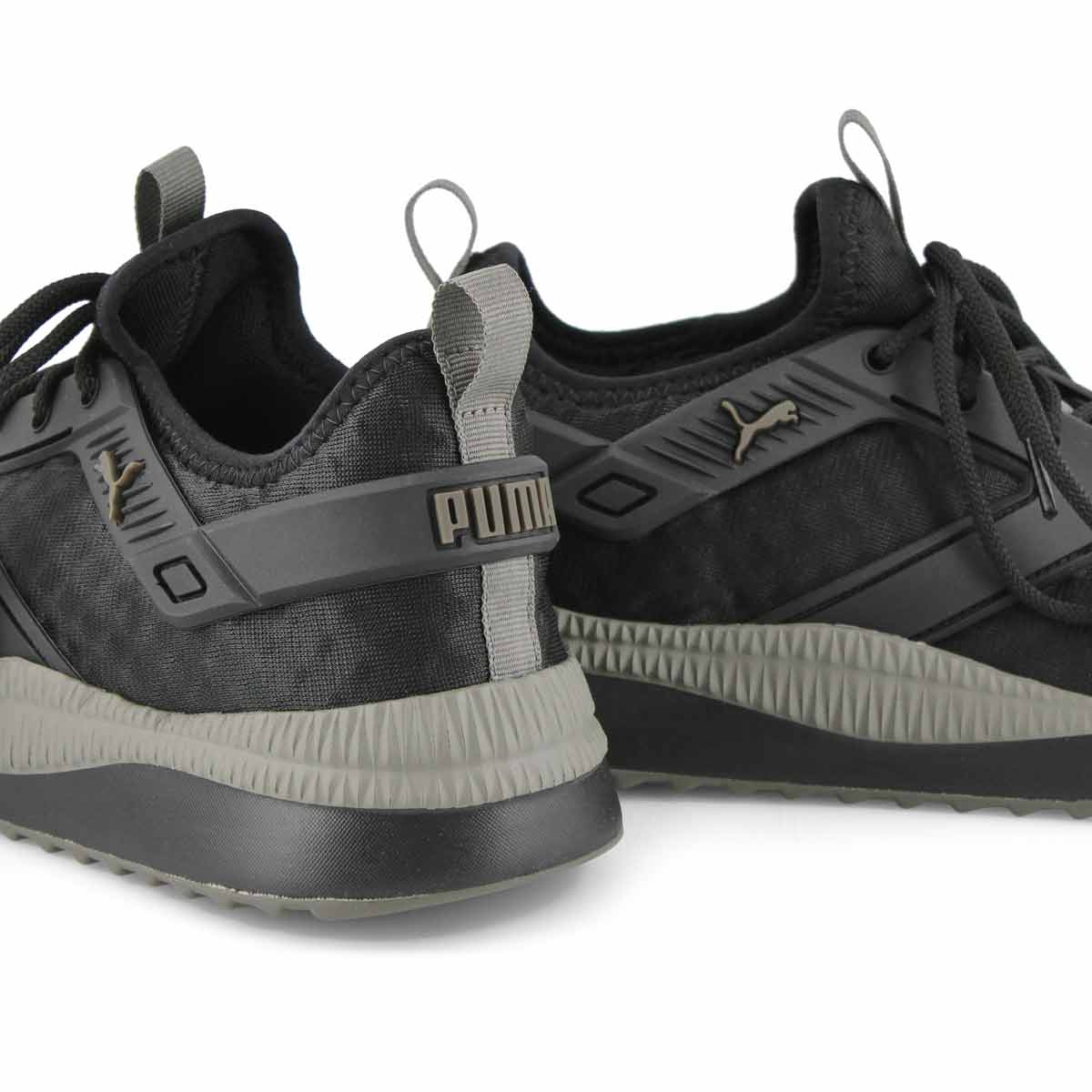 Mns Pacer Next Excel black sneakers