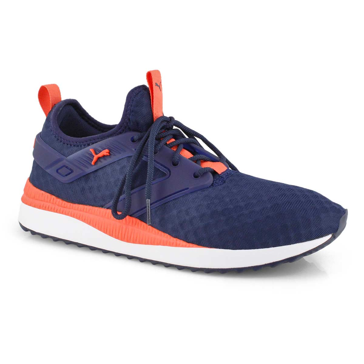 Mns Pacer Next Excel blue/org sneakers