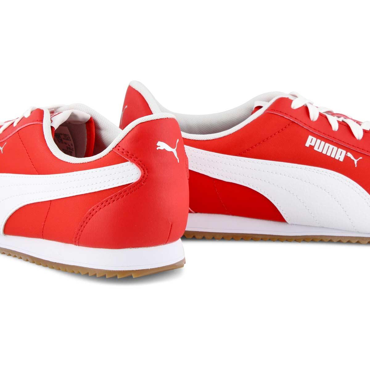 Mns Turino NL red/wht fashion sneaker