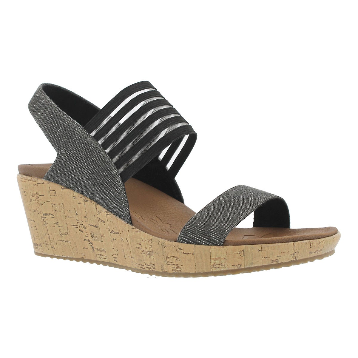 Women's BEVERLEE SMITTEN KITTEN bk wedge sandals