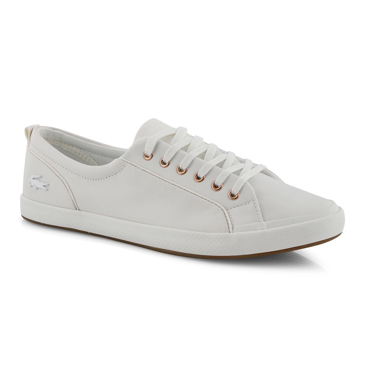 Lds Lancelle Sneaker 319 2 off wht snkr