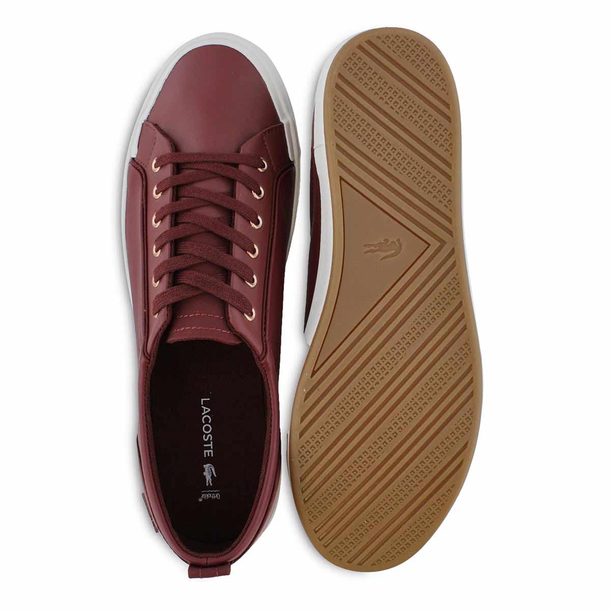 Lds Lancelle Sneaker 319 2 dk red snkr