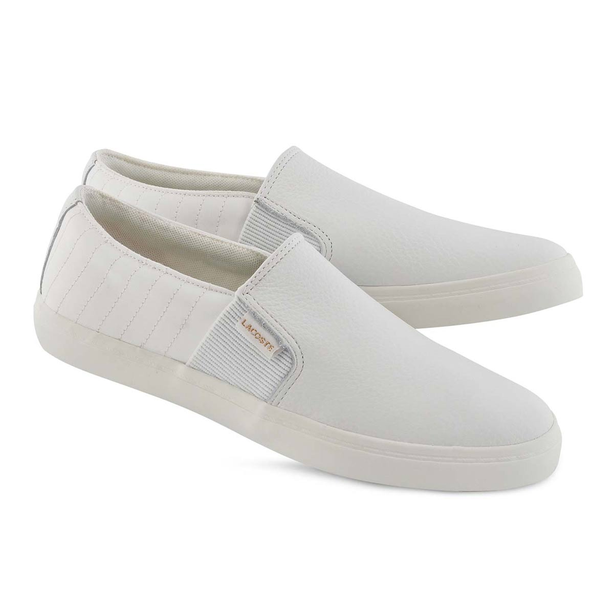 Lds Gazon 2.0 319 2 wht slip on sneaker