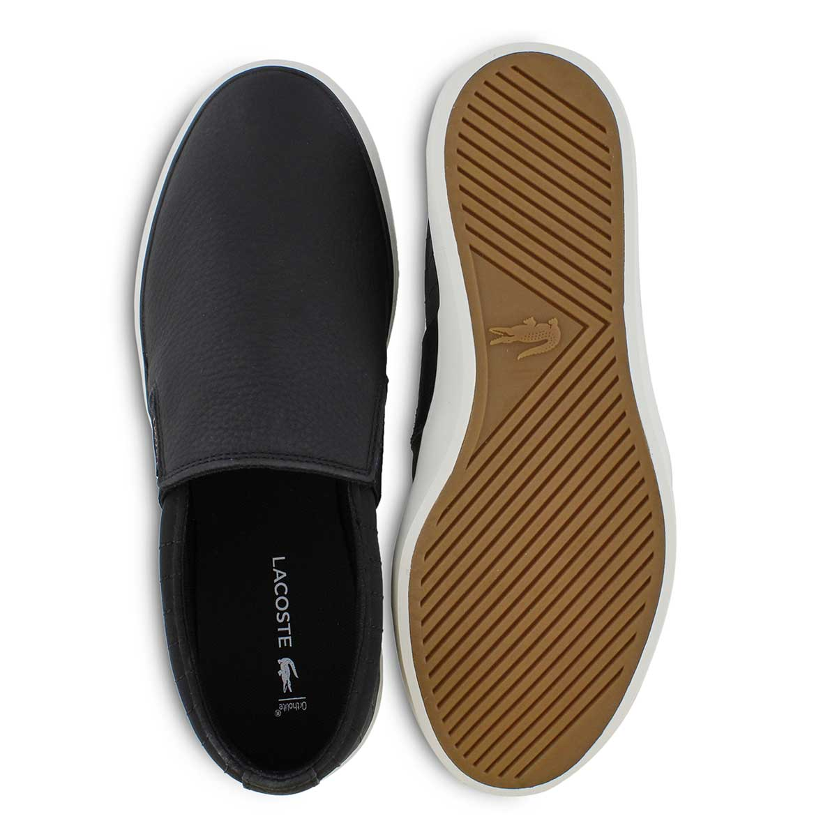 Lds Gazon 2.0 319 2 blk slip on sneaker