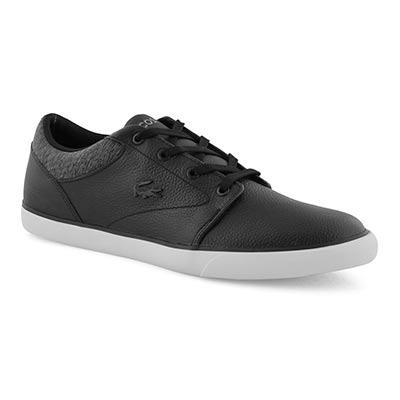 Mns Minzah 319 blk/wht fashion sneaker