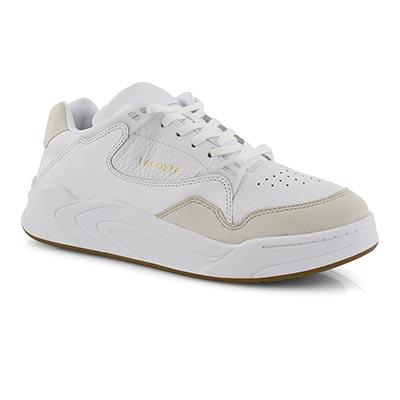 Mns Court Slam 319 1 wht/gum fashion snk